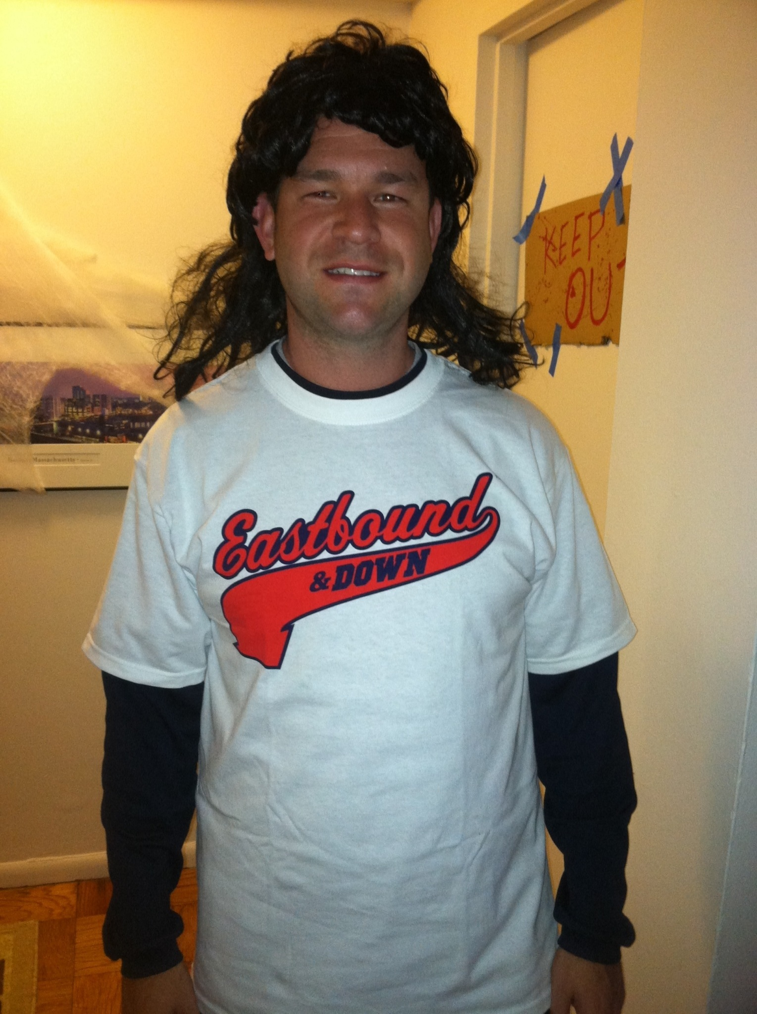 Eastbound and down costumes