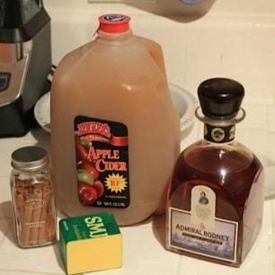 hot buttered rum 2