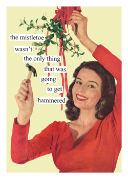 the-mistletoe-wasnt-the-only-thing