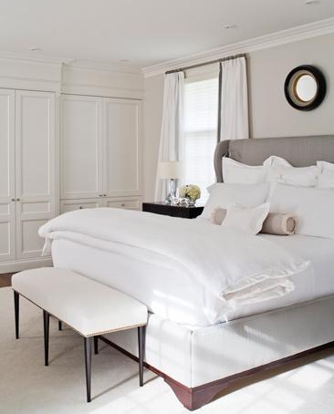 Neutral Bedding Dark Furniture2