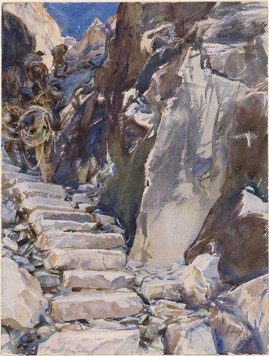 Carrara- Lizzatori I